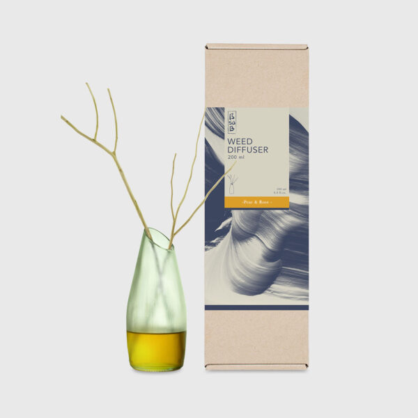 diffuser 200ml essential oil