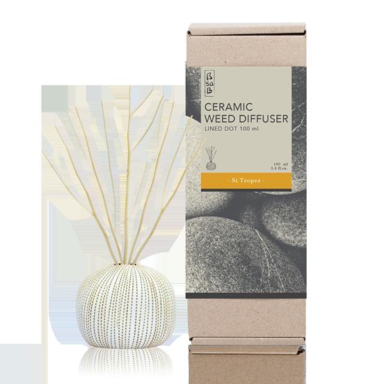 Ceramic Weed Diffuser 100 ml